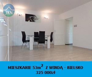 Mieszkania na sprzedaż Bielsko-Biała